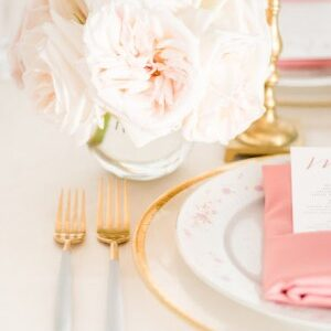 Ava Gold & Grey Flatware