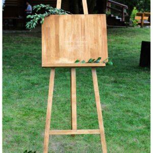 Wooden Tripod Easel