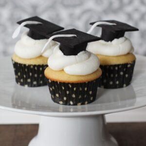 Graduation Cupcakes 12 count