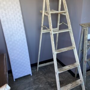 Ladder  – vintage – tall