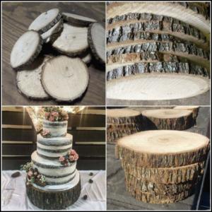 Raw Wood Slabs