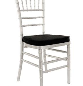 Chiavari Chair – Silver Wood
