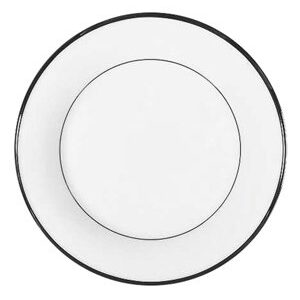 White and Platinum Dinnerware
