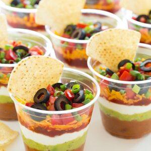 Premium Option Appetizers – 2 choice $11 per person