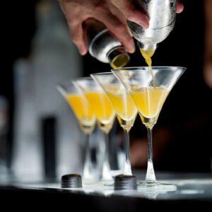 Bar Menu options