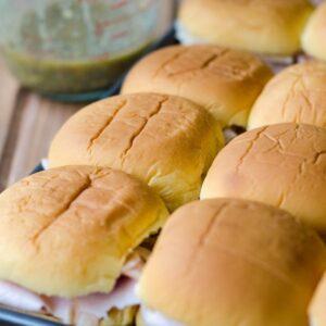 Slider Sandwich Tray