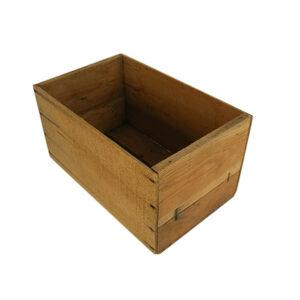 Wood Fruit Crate