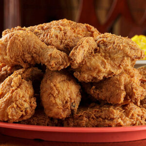 Fried Chicken Dinner serving 15-20